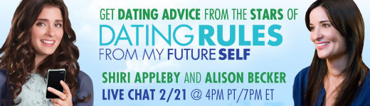 Live Chat with Shiri and Alison!