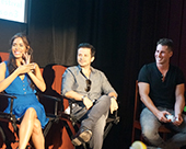 The Night Shift Panel at the ATX Television Festival