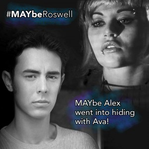 #MAYbeRoswell