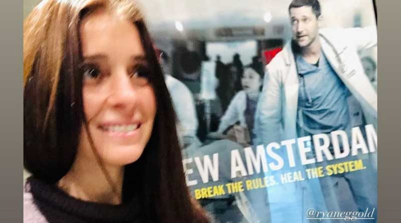 "Shiri Directed Tonight's Episode of ""New Amsterdam"" (April 20)"