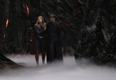 Jason Behr Talks About Supergirl's Midseason Finale