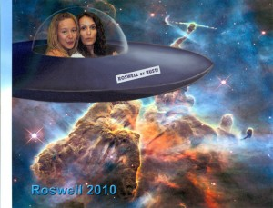 Roswell or Bust