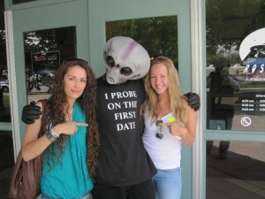 I probe on the first date