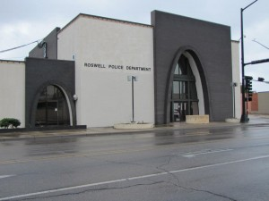 Roswell Police Station