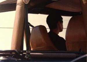 Max driving